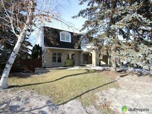 620 000$ - Maison 2 étages à vendre à Dollard-Des-Ormeaux