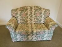 2 x two seater sofas (purchase as a pair or individually)