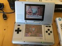 DS Lite Original + 12 Games