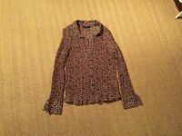 TOP - LONG SLEEVED - SIZE 12