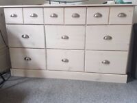 Wooden Good Quality Chest of Drawers