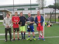 football players wanted for 5aside team