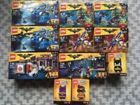 11 BRAND NEW Lego Sets - All unopened - All half price