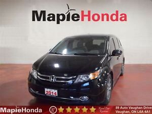 2014 Honda Odyssey Touring| Leather| Navigation|8 Passenger| DVD
