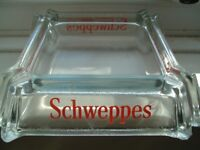 schweppes ashtray £10 call text 07564670442 can deliver locall