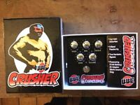 BBE Crusher GUITAR Distortion Pedal