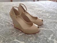 Vivienne Westwood Melissa Heels Size 5