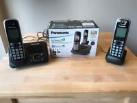 Panasonic KX-TG6622 Digital Cordless Answering System