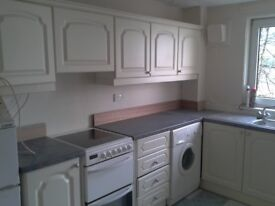 2 Bed spacious unfurnished flat Glenacre Road