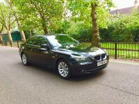 2008 BMW 5 Series 2.0 520d SE 4dr |Automatic |Diesel |Low Miles | Like Audi A4 Mondeo Passat Avensis