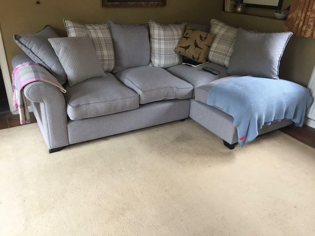 online retailer 96857 683c5 L Shaped sofa DFS Owen super comfy | in Twickenham, London | Gumtree