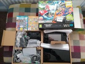 Wii U 32GB Mario Kart 8, Splatoon & Super Mario Maker