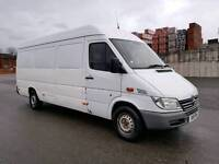 2001 MERCEDES SPRINTER 311CDI 110BHP LWB VERY LOW MILEAGE ONLY 146,000 MILES RUNS & DRIVES VERY GOOD