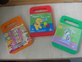 3 CD's Fun Songs and Stories for Kids
