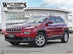 2015 Jeep Cherokee NORTH: LOCALLY OWNED, FULLY LOADED
