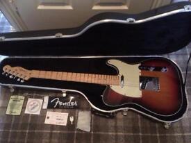 Fender USA Telecaster Deluxe