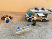 Lego City Prisoner Transport (7286)