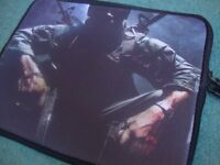 10 and a half inch laptop case with cod black ops 1 picture.