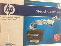 Printer and Scanner HP Laser Jet Pro M1132 MFP