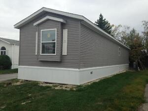 Turn key new manufactured homes on lots around Winnipeg!