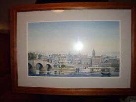 Fred Stott picture of Berwick