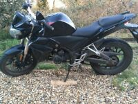 125 wk spn bike for sale