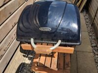 Two bar gas BBQ and Outback Solid fuel Bbq free to good homes