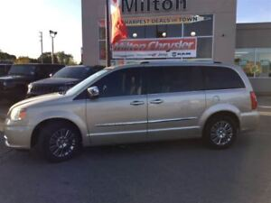 2011 Chrysler Town & Country LIMITED|LEATHER|NAVIGATION|DVD|SUNR