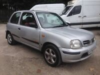 Nissan Micra Tax&Tested Bargain!!! £250