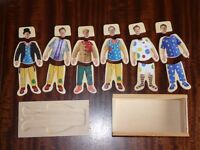 Something Special Wooden Dress-up Mr Tumble Jigsaw