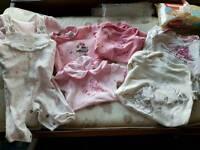 Newborn girls bundle.