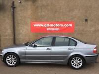 2004 BMW 320 D ES, 1 YEAR MOT, SERVICE HISTORY, WARRANTY, NOT ASTRA MEGANE S40 FOCUS GOLF A3