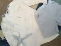 Beautiful boys Tutto piccolo jacket shorts & t-shirt age 3-4
