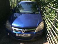Used, 04 Astra h 1.7 diesel for sale  Belfast City Centre, Belfast
