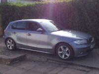 *** BMW 118d 2005 05 year swap px ***
