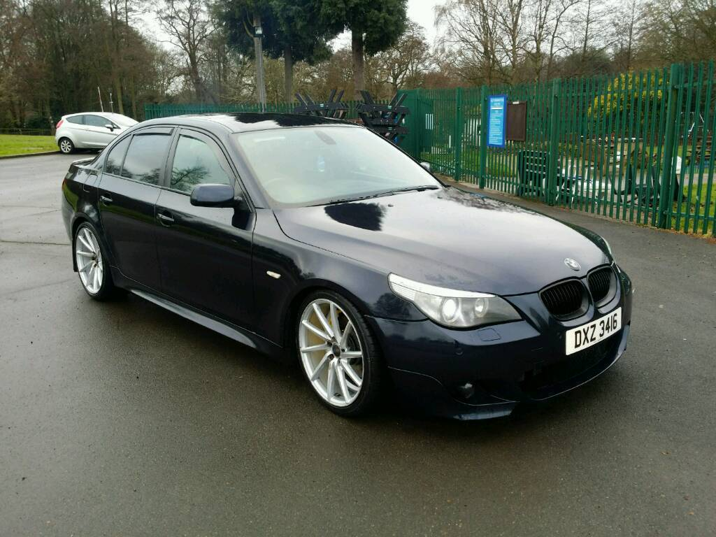 bmw 530d m sport manual m5 styling nice spec 130k in northampton northamptonshire gumtree. Black Bedroom Furniture Sets. Home Design Ideas