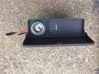 Land Rover Discovery rear console aux/12volt outlet