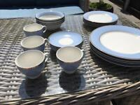 Royal Doulton 20 piece dinner service