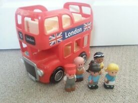 HAPPYLAND: London Bus