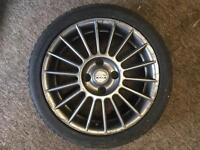 Set of 4 Fox racing wheel
