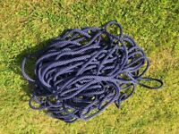 12mm Cable-Laid Nylon Rope (approx. 57 metres long)