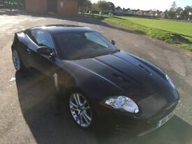 Jaguar XKR A great example of a modern British GT