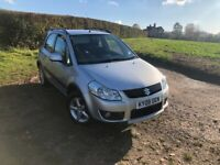 Suzuki, SX4, 4 X 4, Hatchback, 2008, Manual, 1910 (cc), 5 doors