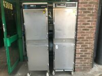 CATERING COMMERCIAL KITCHEN EQUIPMENT ALTO SHAAM HALO HEAT PERI PERI CHICKEN COOK AND HOLD MACHINE