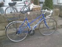 Classic Pegeuot Ladies Racer - Vintage Girls road bicycle