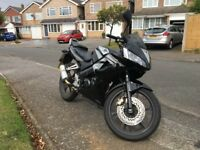 Honda CBR125 | 09 plate | 15400 miles | MOT til Aug 2018 | Arrow Exhaust | Excellent Condition