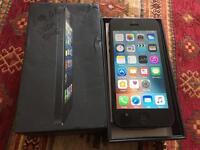 Apple iPhone 5 black 16GB Vodafone