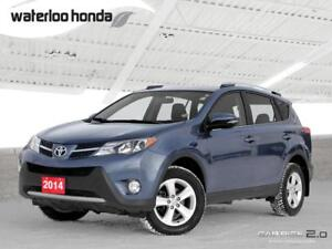 2014 Toyota RAV4 XLE Bluetooth, Back Up Camera, Heated Seats...