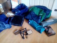 Alsortment of Camping Gear