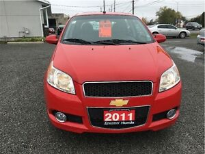 2011 Chevrolet Aveo LT 5-Door Kingston Kingston Area image 2